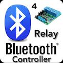 Relay Bluetooth Controller 4  -  NO AD'S icon