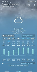 ASUS Weather 5.0.1.11_181113