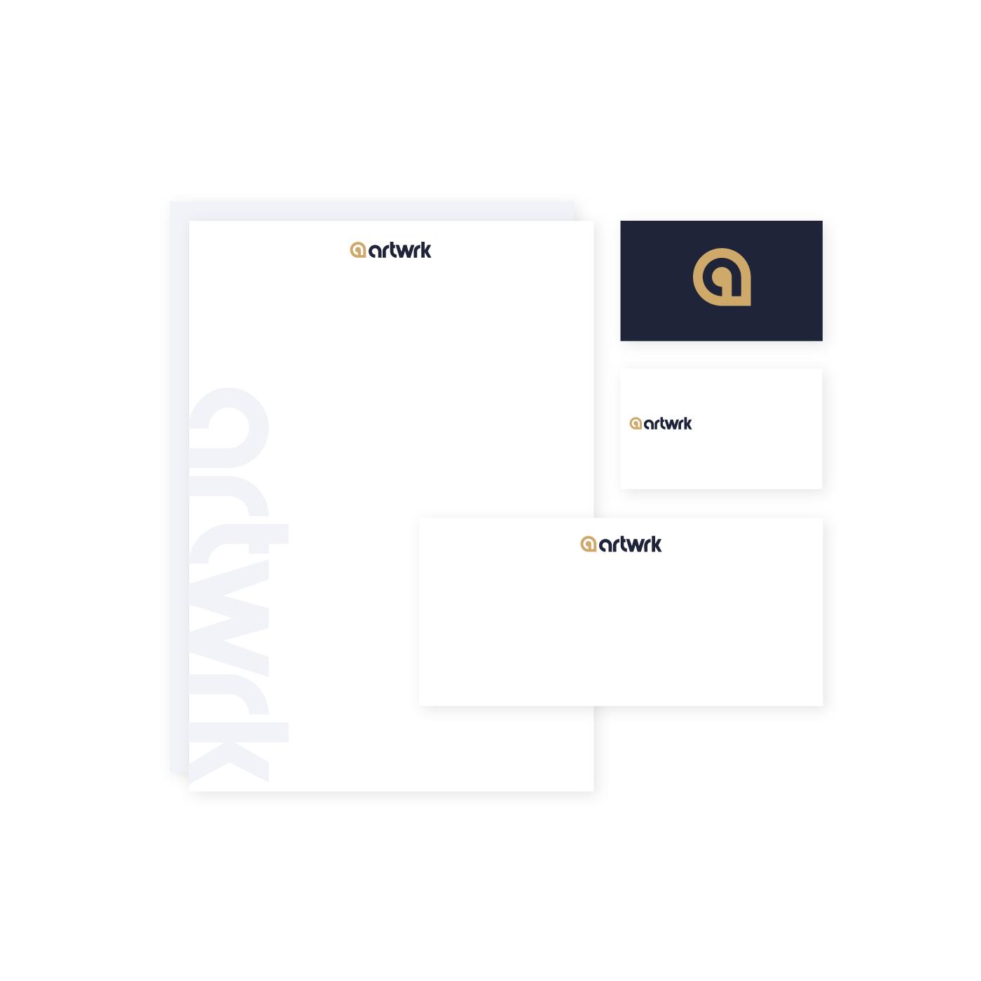 Artwrk Business Stationery