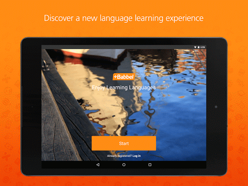 Babbel – Learn Languages app (apk) free download for Android/PC/Windows screenshot