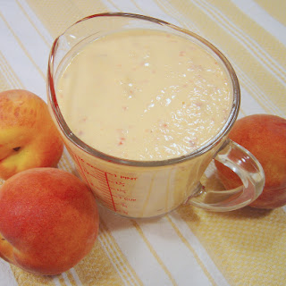 Peach Milkshake Recipes