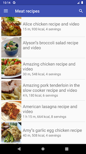 Download Meat Recipes For Free App Offline With Photo Free For Android Meat Recipes For Free App Offline With Photo Apk Download Steprimo Com