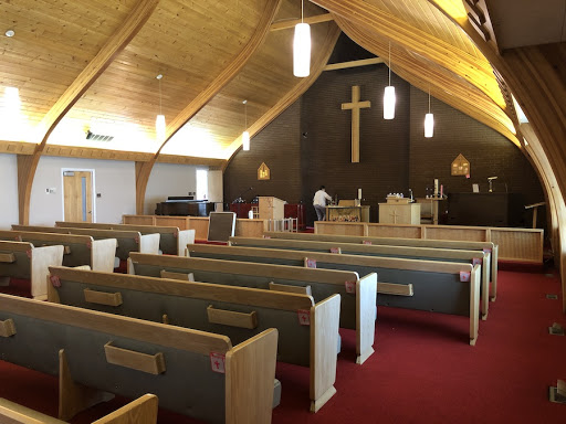 119-year-old congregation in Shelley says farewell to church that's closing this month