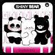 Shiny Bear Keyboard Theme Download for PC Windows 10/8/7