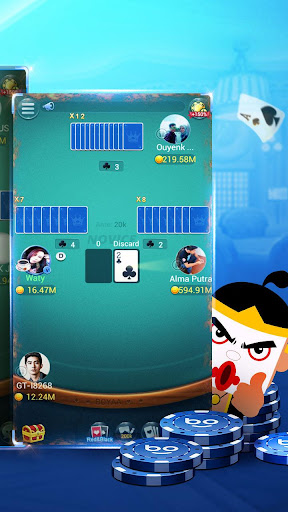Kartu Cangkulan ( Game Lokal ) 2.5.2 screenshots 5