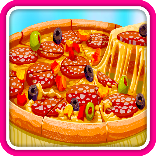 Pizza Maker - Cooking Games (game)