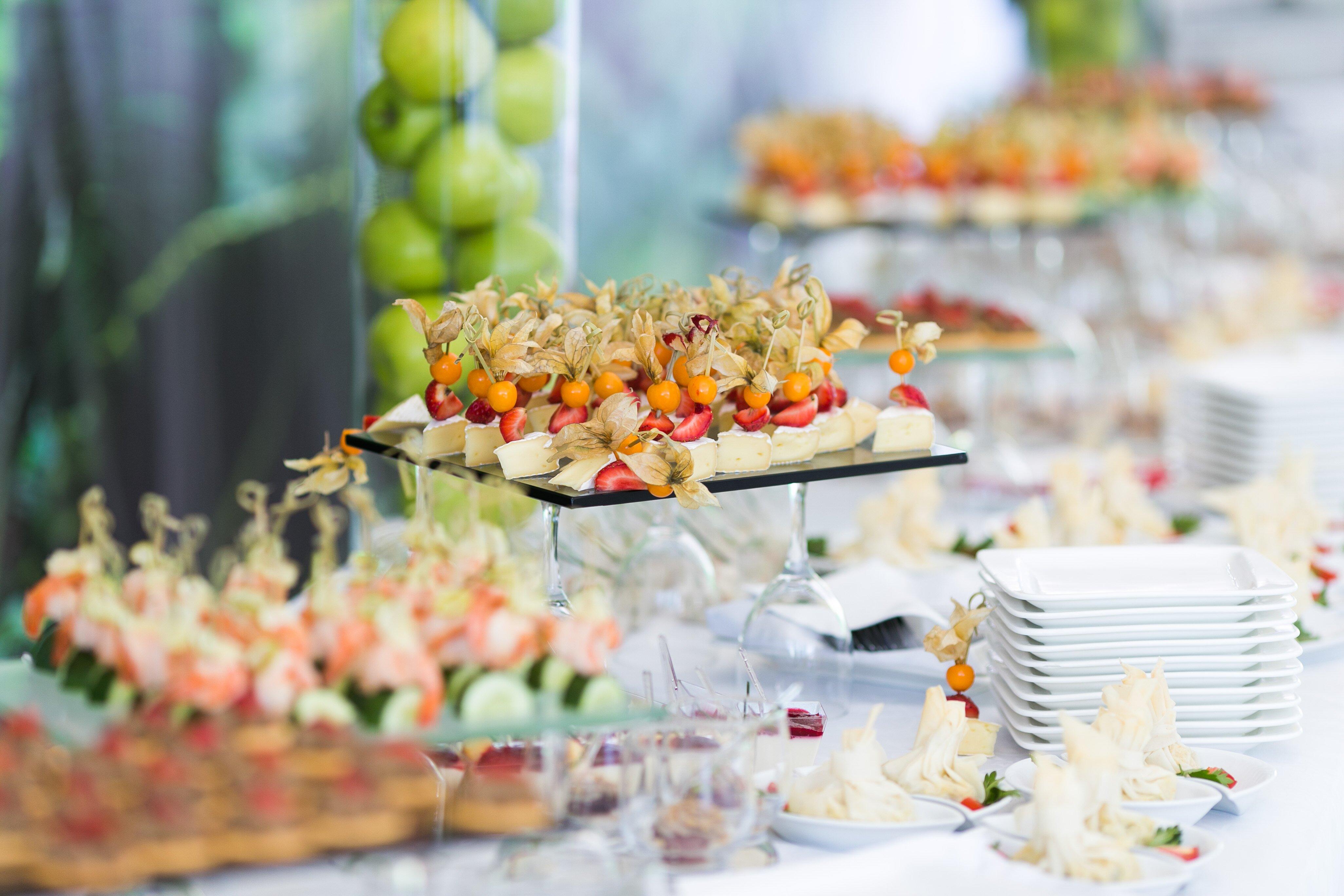 Trend catering в Уфе