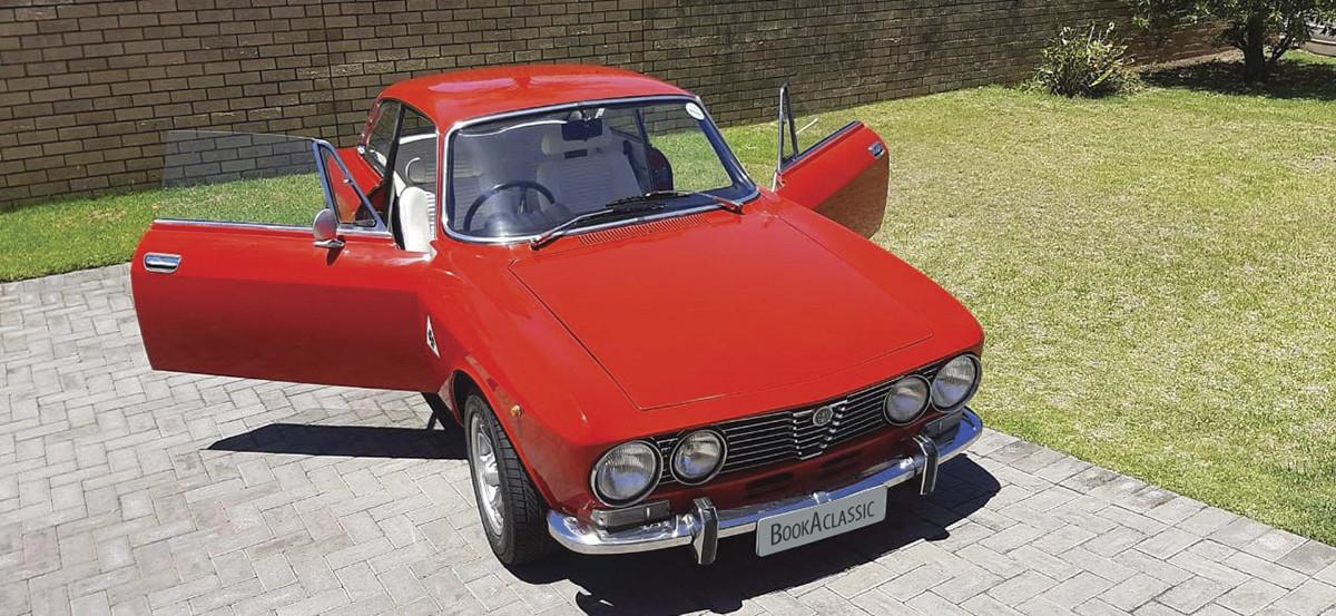 Alfa Romeo Guilia Gtv 2000 Hire St Albans
