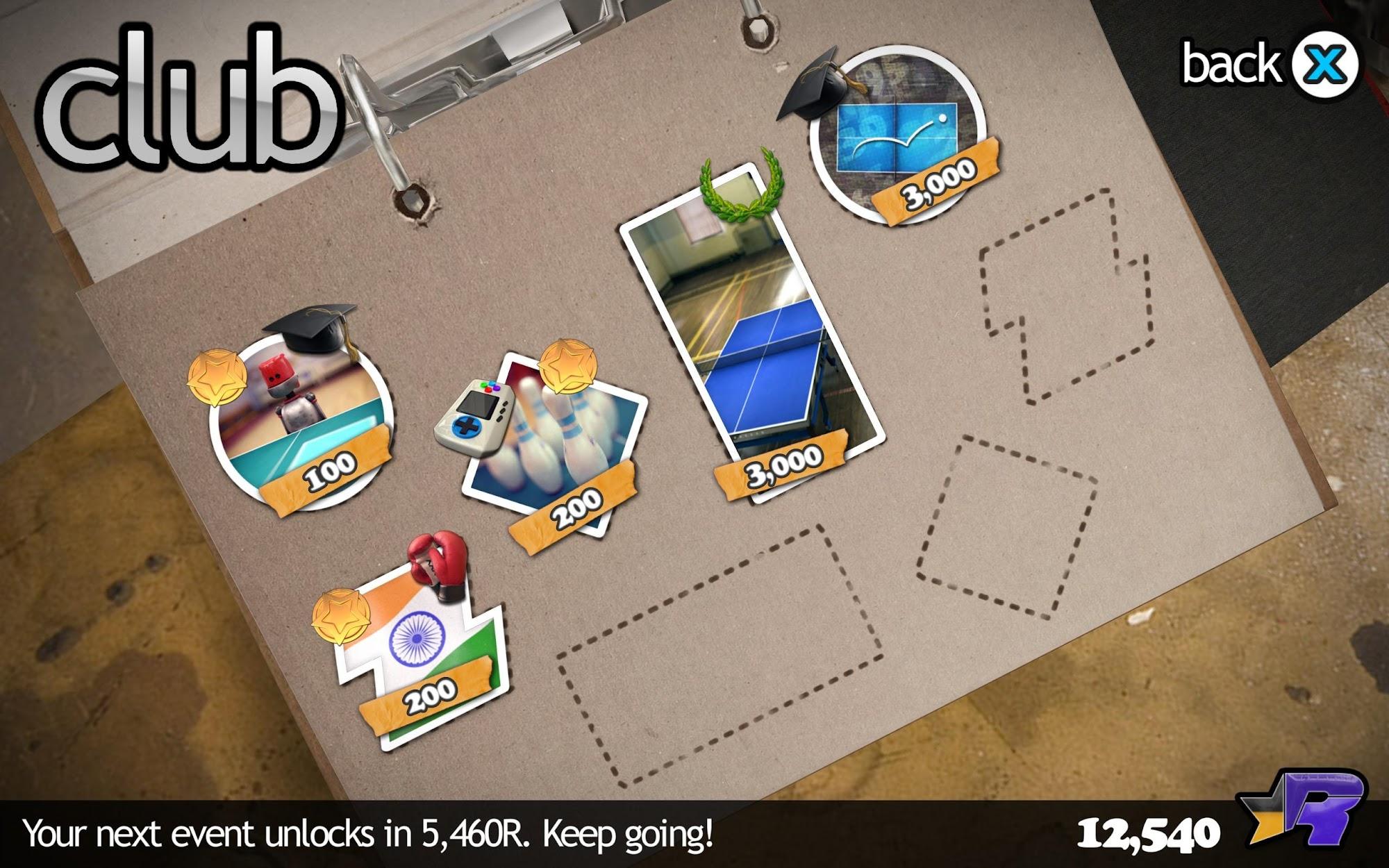Table Tennis Touch screenshot #6