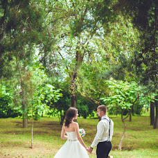 Wedding photographer Aleksandra Topekha (AlexandraStudio). Photo of 25.08.2017