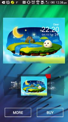 Cute Daily Current Weather - screenshot