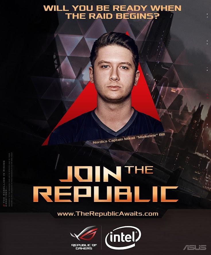 Asus Republic of Gamers phát động giải đấu ROG Community Challenge