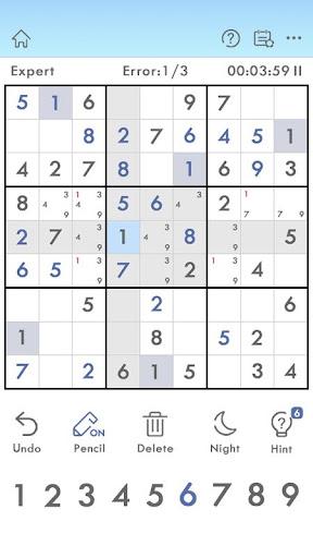 Sudoku 1.0.3 screenshots 2