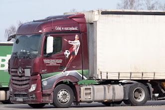 Photo: NEW ACTROS from POLAND   ---> www.truck-pics.eu