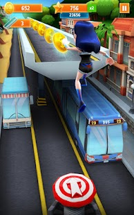 Bus Rush: Subway Edition Screenshot