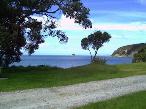 Photo: Sullivan's Bay, Mahurangi, here I lived for some time...