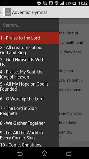 Adventist Hymnal