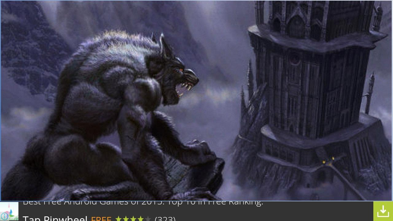 Nice werewolf - photo#4