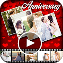 Anniversary Video Maker 2017 v 1.0 app icon