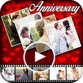 Anniversary Video Maker 2017