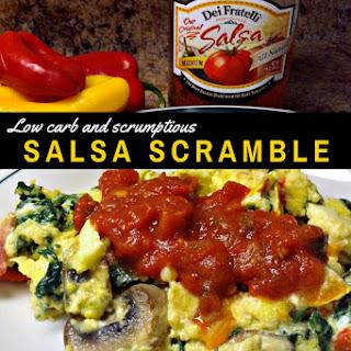 Salsa Scramble