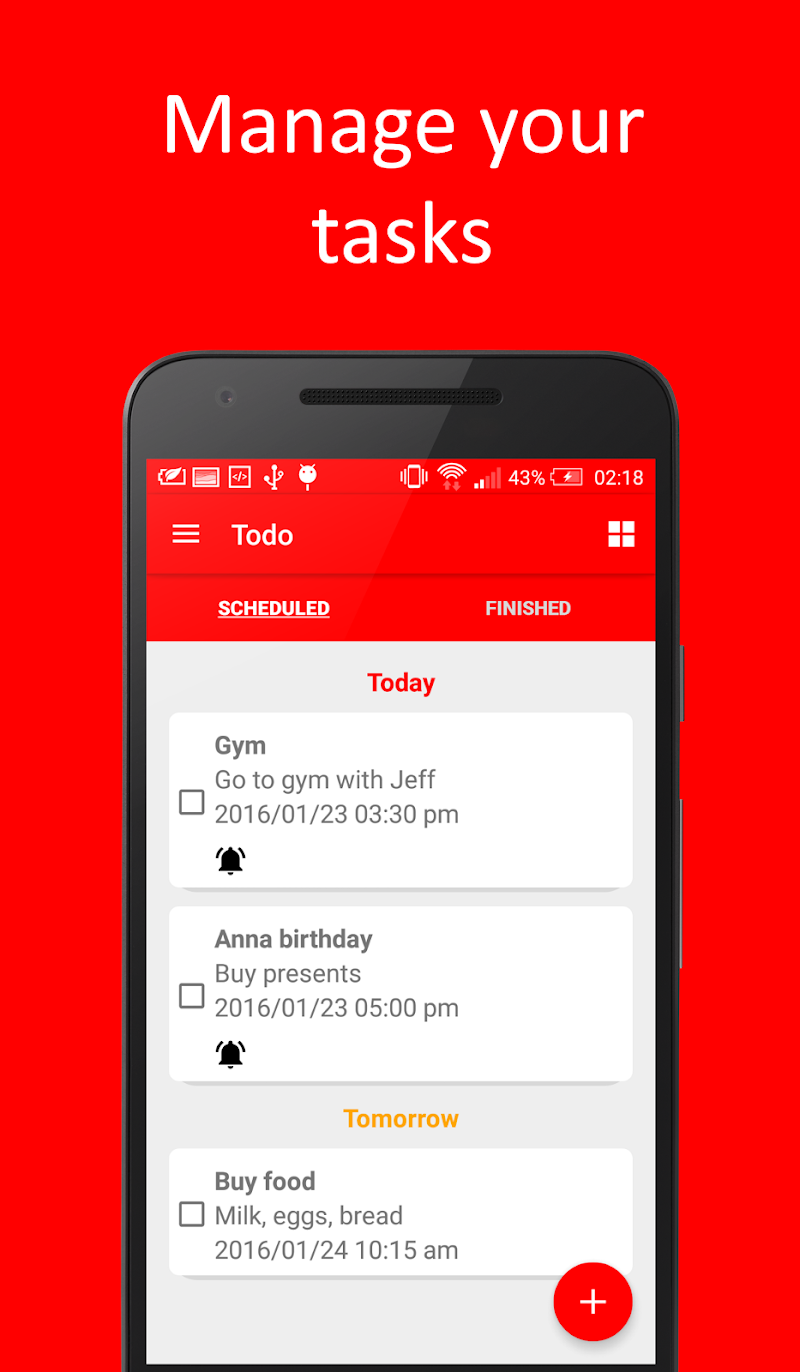 Todo Reminder Pro + Widget v1.1 build 28