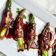 Filet Wrapped Asparagus