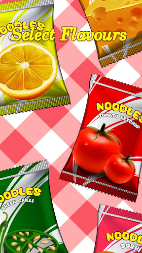 Cooking Games The Noodles Maker Mania screenshots 4