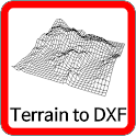 Terrain To DXF