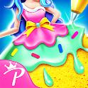 Queen Cakes Maker- Princess Cake Baking Salon icon