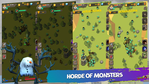 Defender: Tower Defense android2mod screenshots 5