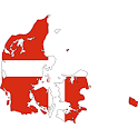 Cities in Denmark icon