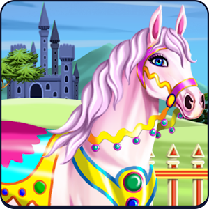 Royal Horse Caring for PC and MAC