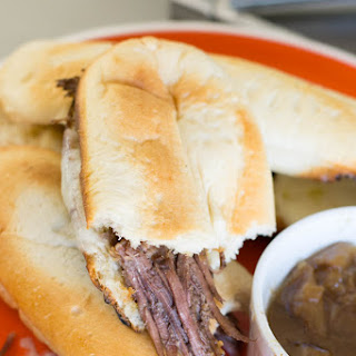 Instant Pot French Dip Sandwiches Recipe
