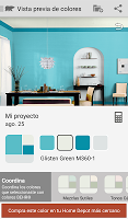 ColorSmart by BEHR® Mexico app (apk) free download for Android/PC/Windows screenshot