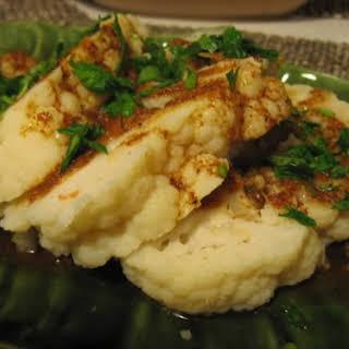 Moroccan Cauliflower Recipes.