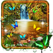 Waterfall Jungle LWP