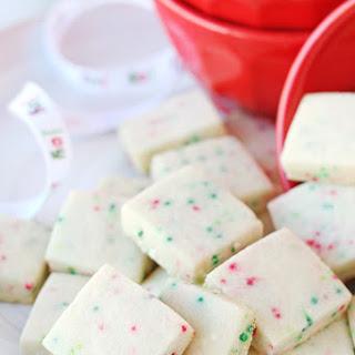 Sprinkle Cookie Bites