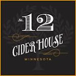 Number 12 Cider House Black Currant Dry Cider