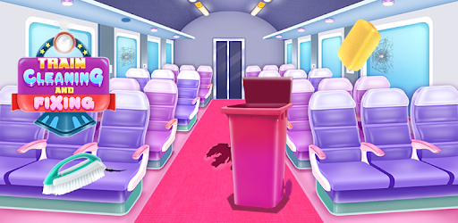 Приложения в Google Play – Train <b>Cleaning</b> and Fixing