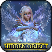 Hidden Object Search - Frost Fairies