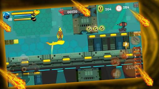 Aliens Transform: Ultimate Alien War Battle 1.0 screenshots 1