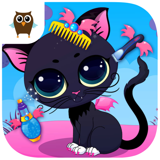 Little Witches Magic Makeover (game)