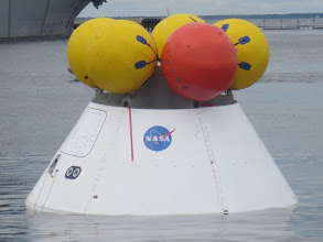 Photo: Orion! Thank you, Lockheed-Martin!!