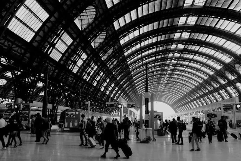 Stazione Centrale FS di elvira