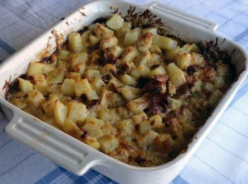 """Ranch Chicken and Potatoes Casserole for 2""""Made this recipe twice now and..."""