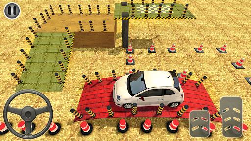 Modern Car Drive Parking 3d Game - TKN Car Games screenshots 4