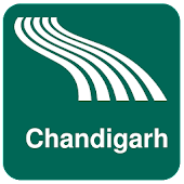 Chandigarh Map offline