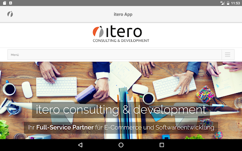 itero App- screenshot thumbnail