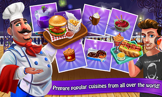 Download Cooking venture - Restaurant Kitchen Game For PC Windows and Mac apk screenshot 15